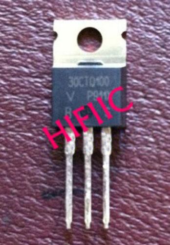 2PCS 30CTQ100 Schottky Rectifier 2 x 15 A