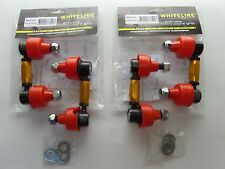 UC203 KLC110 Whiteline Adjustable F & R Sway Bar End Link Sets C5 & C6 Corvette