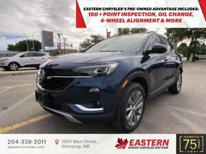 2020 Buick Encore Essence | 1 Owner | No Accidents |