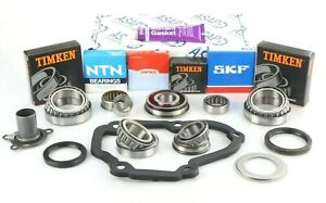 VW-T5-Transporteur-02Z-5-Speed-Pro-Gearbox-Bearing-amp-Seal-Rebuild-Kit-Avec-Silicone