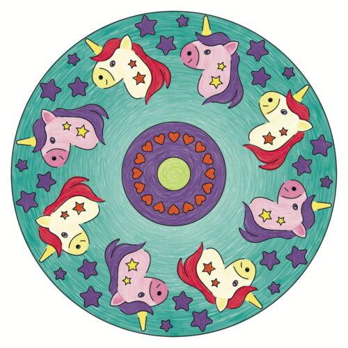 Ravensburger Creation Mandala Designer Midi Unicorn 29703