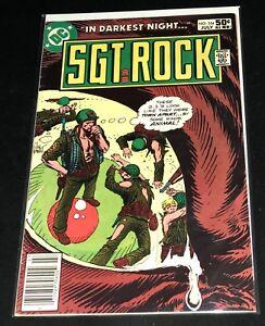 Sgt-Rock-354-DC-Joe-Kubert-Art-FREE-Shipping
