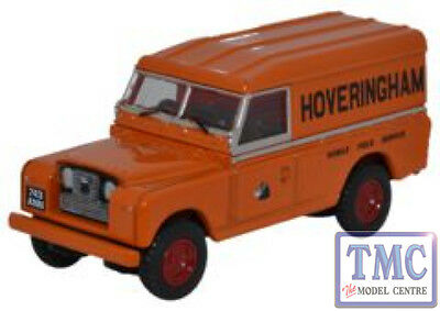 76lan2005 Oxford Diecast Land Rover Series Ii Lwb Hard Top Hoveringham Oo Gauge Ricco Di Splendore Poetico E Pittorico