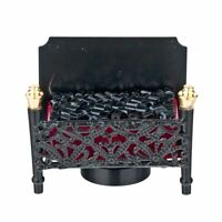 Dollhouse Miniature Fireplace Firebox (led) By Houseworks