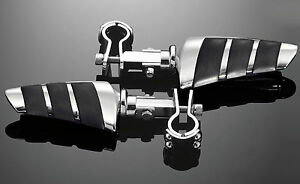 HIGHWAY-PEGS-CRUISE-PEGS-amp-1-1-2-inch-38mm-3-PIECE-CLAMPS-73-498-amp-68-173