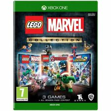 LEGO Marvel Collection (Xbox One)  NEW AND SEALED - IN STOCK - QUICK DISPATCH