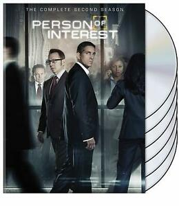 PERSON-OF-INTEREST-in-DVD-Collezione-ORIGINALE-in-ITALIANO-5-stagioni