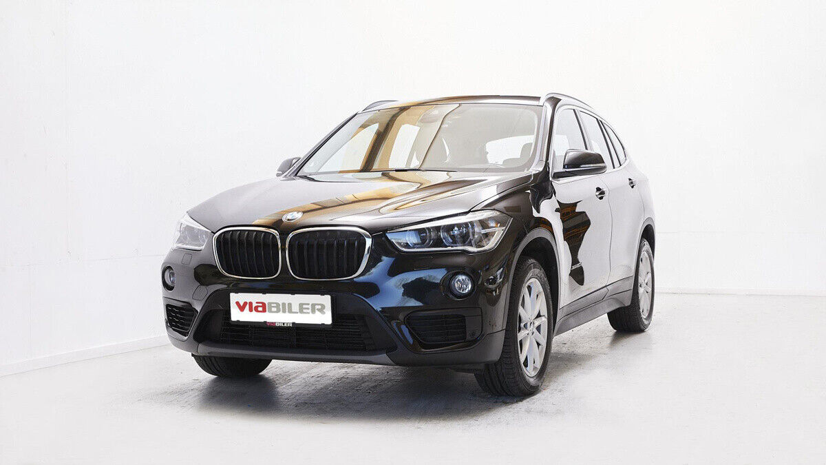 BMW X1 2,0 xDrive20d Advantage aut. 5d - 364.900 kr.