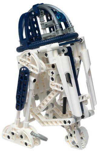 nuovo Lego Technic  estrella guerras 8009 R2-D2  molto popolare