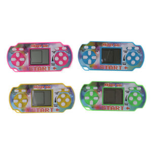 Ninos Portatiles De Video De Mano Consola De Juegos Tetris Ninos