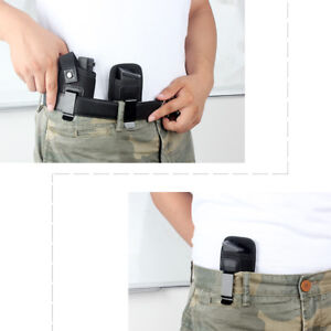 Tactical-Magazine-Pouch-Nylon-Pistol-Double-Stack-9mm-Concealed-Carry-Glock