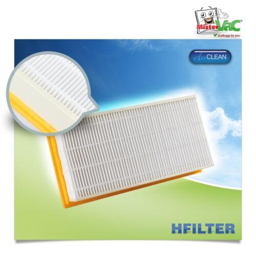 Hfilter AirClean geeignet für BAIER Nass-Trockensauger 35l BSS 506