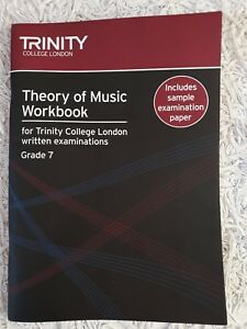Avoir Un Esprit De Recherche Théorie De La Musique Workbook Grade 7 Pour Examens écrits Trinity College London-afficher Le Titre D'origine