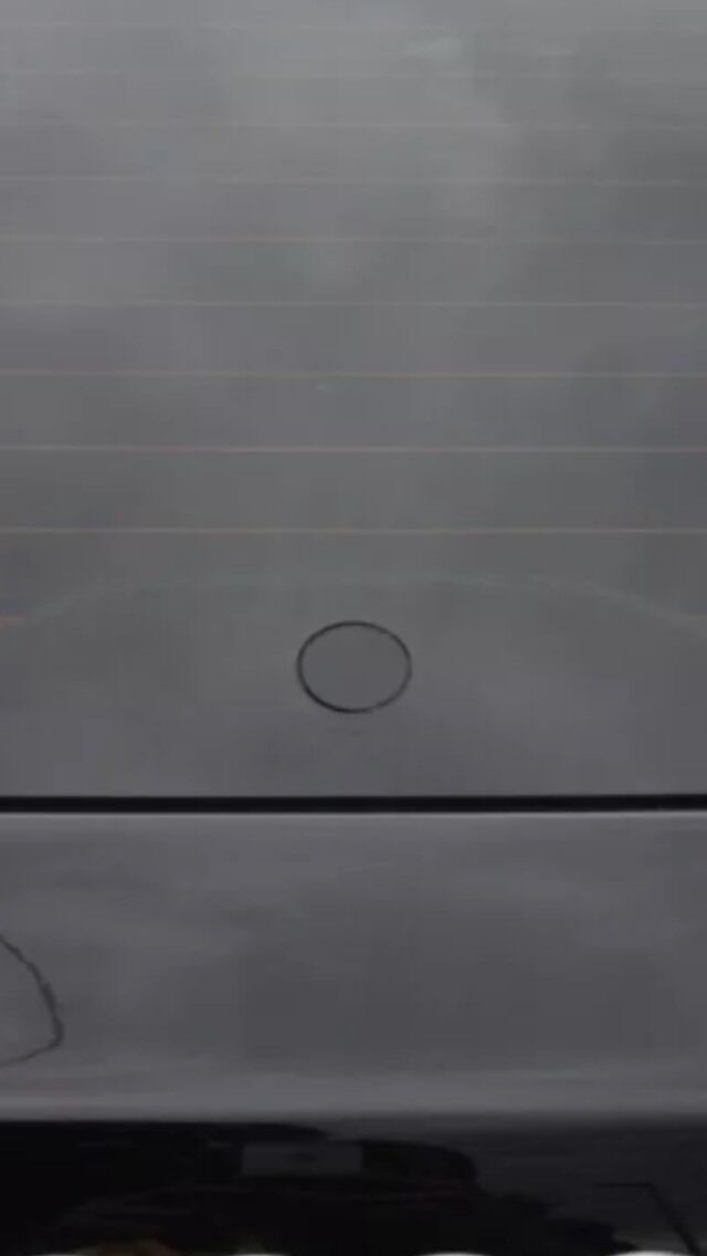 100/% Pure Glass De Wiper Gloss Black Bung Volkswagen Polo 6N 6N2 9N3 6R GTI 6C