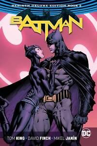 DC-COMICS-BATMAN-REBIRTH-BOOK-2-DELUXE-HARDCOVER-GRAPHIC-NOVEL