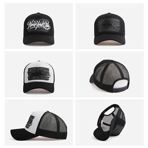 d5c6c1ef26ea6 Details about Unisex Mens Womens New York City NYC Mesh Baseball Cap  Trucker Snapback Hats