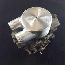 Blow Through Carb or Throttle Body Hat/ Turbo Bonnet Performance Techniques
