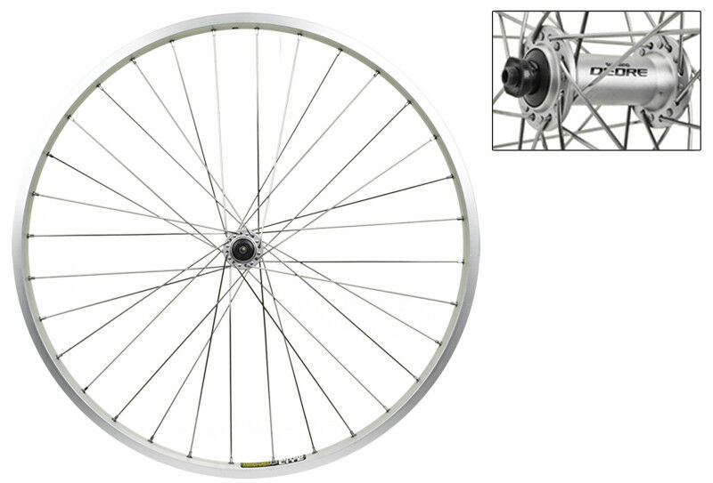WM rueda delantera 26x1.5 559x22 Sol Rhyno Lite SL 32 T610 SL Dti2.0sl