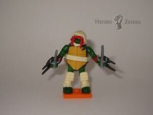 Teenage Mutant Ninja Turtles TMNT Mega Construx Series 4 RAPHAEL Mystic Figure