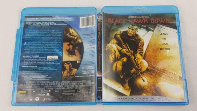 Black Hawk Down (Blu-ray Disc, 2006, Canadian)