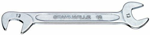 Stahlwille Small Double Open End Metric Spanner 9 mm