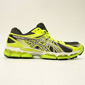 Asics-Gel-Nimbus-15-Mens-US-9-5-EU-43-5-Gray-IGS-Athletic-Running-Training-Shoes