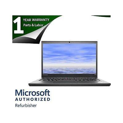 "Lenovo T440s 14.0"" Laptop Intel Core i5 4th Gen 4300U (1.90 GHz) 8 GB Memory"