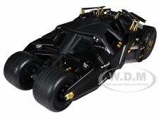 "BATMAN ""THE DARK KNIGHT"" BATMOBILE TRILOGY TUMBLER 1/18 BY HOTWHEELS BMH74"