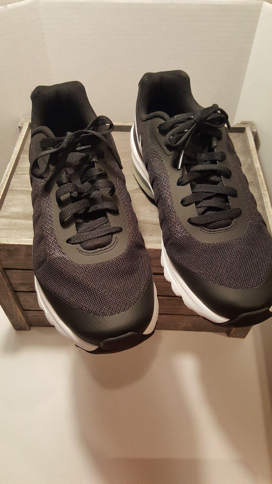 d746dbb0e88 NEW NEW NEW NIKE Air Max Invigor BLACK Mens sz 11 NEW 749680-010 Runner  Running Shoes 3d438e