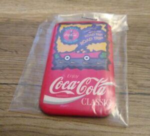 Coca Cola Road Trip Vintage Pin Collector