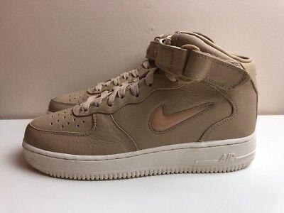 Nike Air Force 1 AF1 Mid Retro Premium Schuhe braun UK 6 EUR 40 941913 200 | eBay