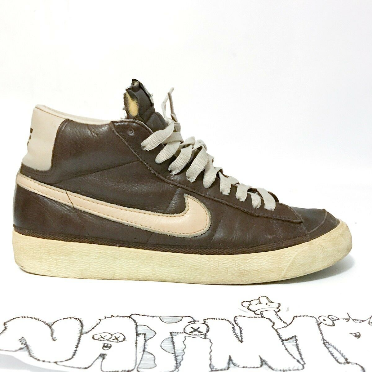 2002 Supreme Nike Off White Dunk BLAZER LEATHER Paul Brown Tennis Vans Wtaps