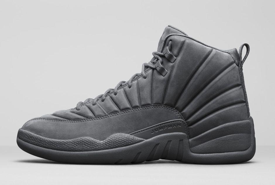Nike Air Jordan 12 XII Retro Dark Grey PSNY Size 9. 130690-003