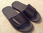 EUC! Men's Black Speedo Flip Flop/Sandals Sz 7