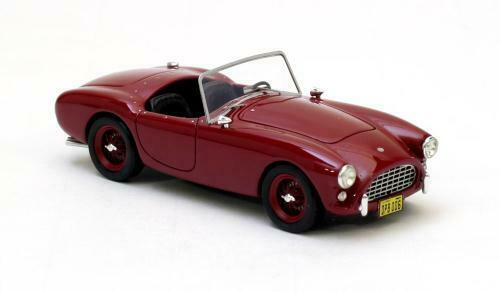 NEO MODELS AC ACE Version rouge 1955 - 1963 1 43 45006