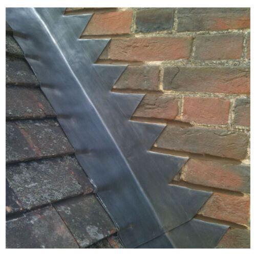 """300mm 12/"""" pouces code 3 lead clignotant rouleau toit toiture réparation midland plomb"""