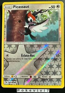 Carte-Pokemon-PICASSAUT-106-149-Reverse-Soleil-et-Lune-1-SL1-FR-NEUF