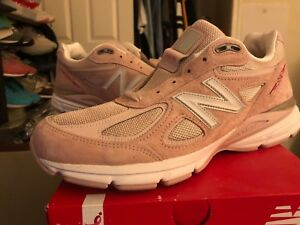 outlet store 929bf a2f96 Image is loading New-Balance-990-v4-034-Pink-Ribbon-034-