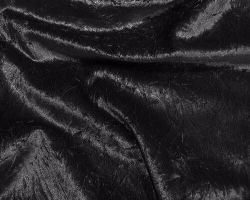 Mn126g Noir écrasé Shimmer Velvet traversin Housse Cou Rouleau Yoga CASE custm Taille