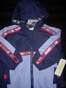 NWT-Carter-Spring-Summer-Jacket-Navy-24M-NEW-FLAW