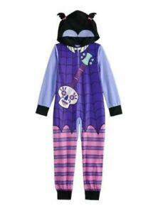 Disney Vampirina Girls Costume One Piece Pajama Union Suit