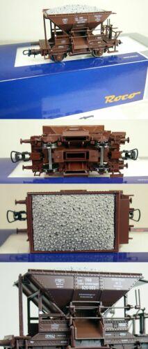 Schotterwagen Talbot ÖBB *NEU* WG496Roco H0 56249
