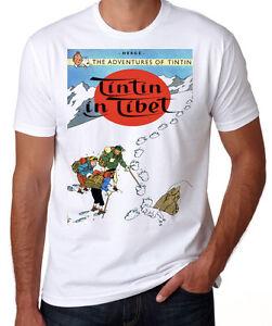 Tintin In Tibet Book