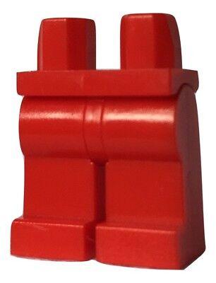 Liberal Lego Minifigure Legs red Starker Widerstand Gegen Hitze Und Starkes Tragen
