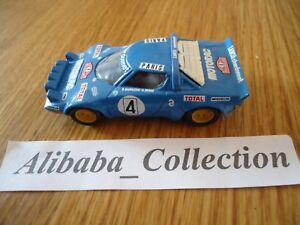 Verem-Lancia-Stratos-Rally-Carlo-Mounted-1979-1-43-Darniche-Winner