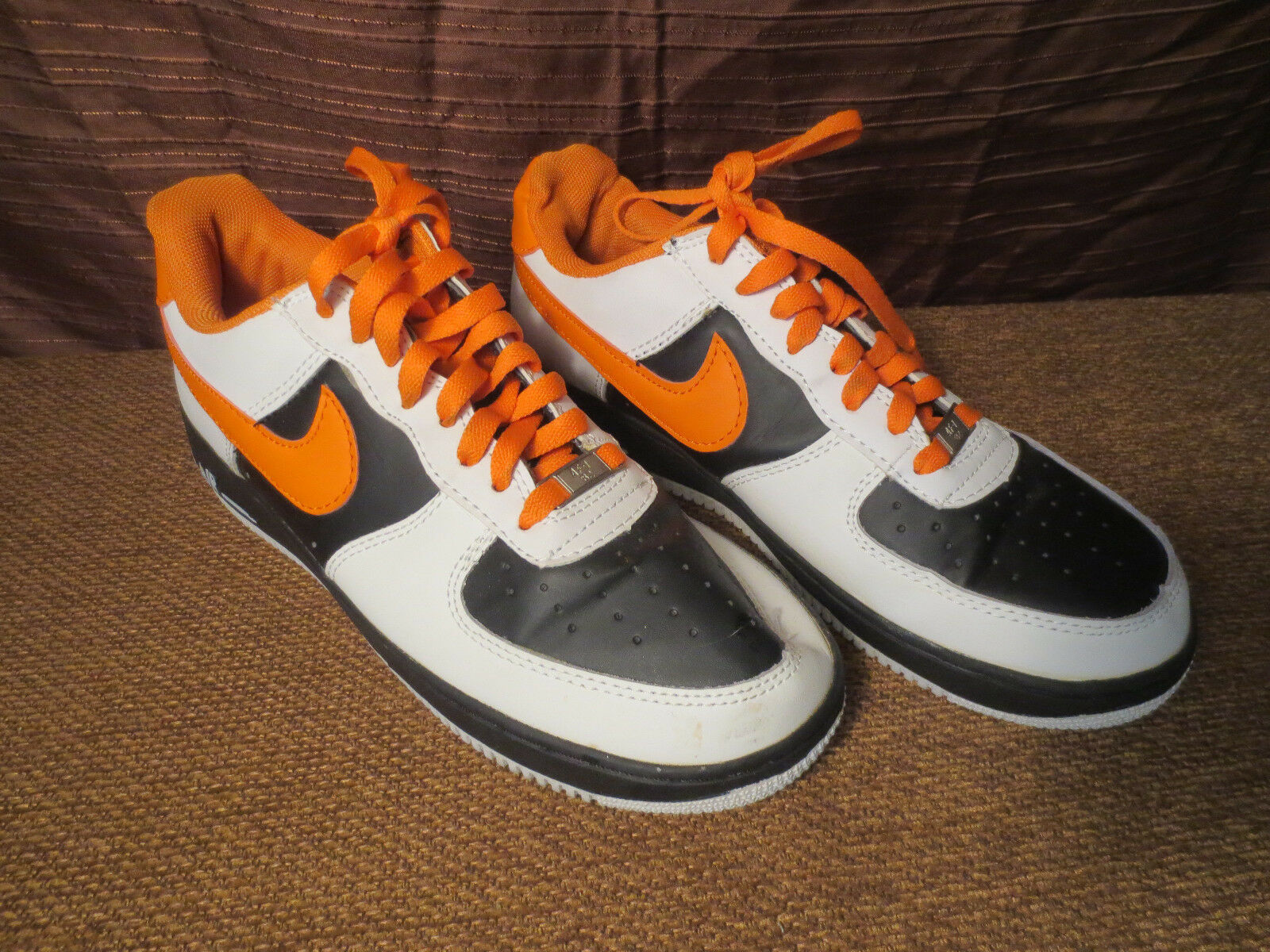 separation shoes 3cd4a 6bf65 Nike Air Air Air Force 1 306353-180 University of Tennessee Vols Volunteers  Shoes US 9 d38406