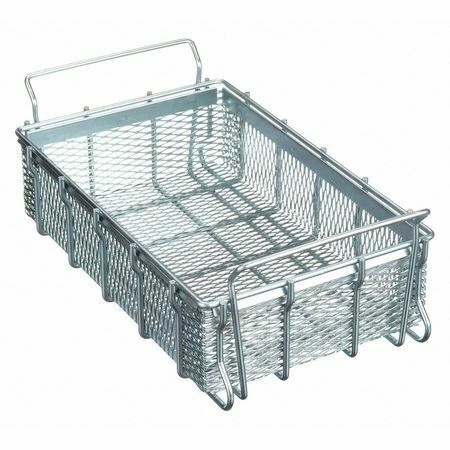 "MARLIN STEEL WIRE PRODUCTS 00-00363273-14 Basket,Steel,1//2/"" Mesh Size,17-29//32/"""