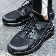 eeb509a71288 NIKE AIR HUARACHE RUN ULTRA 819685-002 chaussures hommes course sport noir