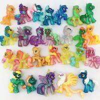 Random 15pcs My Little Pony Party Blind Bag Princess Friendship is Magic Figure