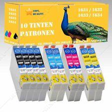 10x non-original PATRONEN kompatibel für EPSON Workforce WF-2630 WF WF-2540WF